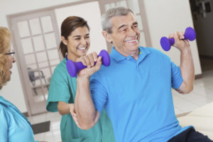 Rehabilitation & Therapy at Park Manor of Humble nursing home in Humble, TX.