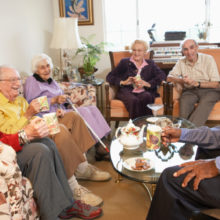 Seniors leave good Reviews, Ratings, and Testimonials for Park Manor of Humble